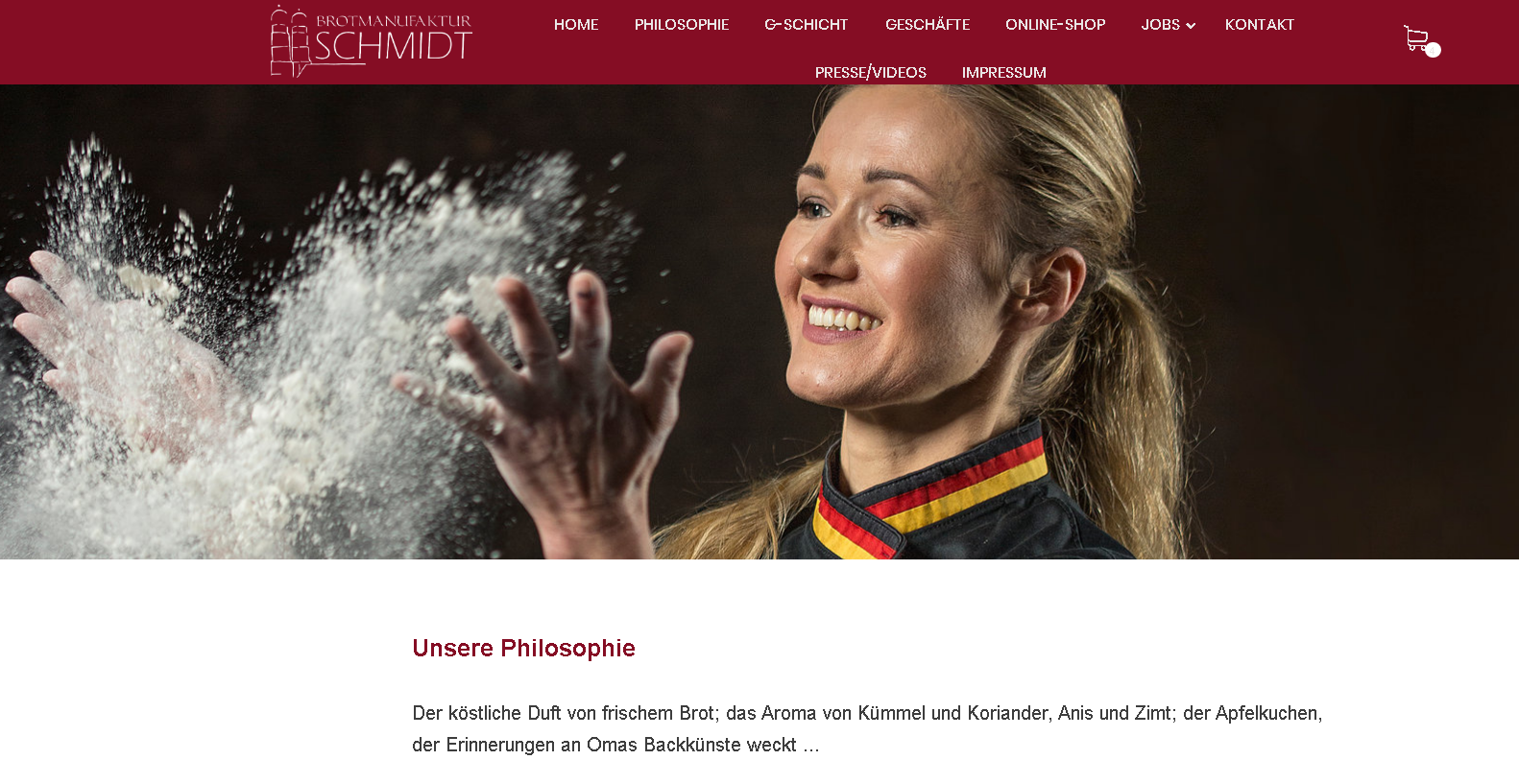 Brotmanufaktur Schmidt München 2018