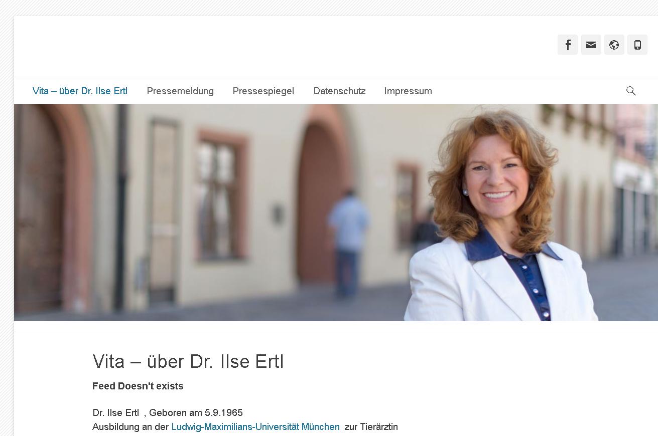 Dr. Ilse Ertl 2018